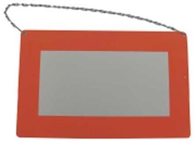 Langguttafel  aus Blech 25 x 40 x 1 mm