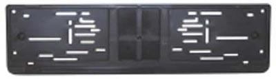 KFZ-Kennzeichenhalter für 1-zeilige Kennzeichen