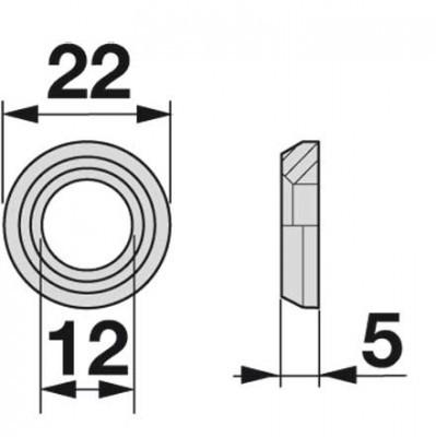 Konusring 06228349 zu Sonderschraube für Deutz-Fahr Messerhalter