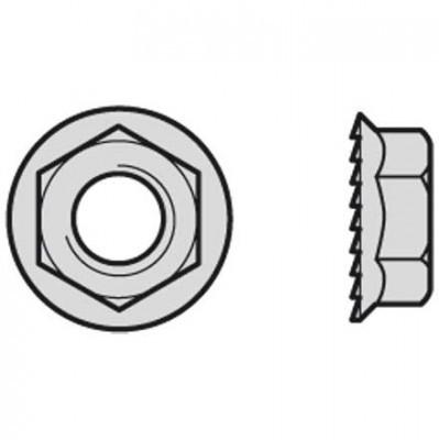 Sperr-Rippmutter 238234.0 zu Claas Trommelmäher