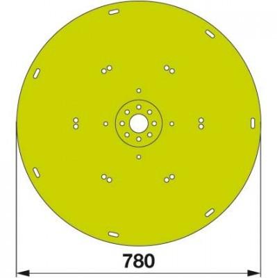 Mähteller 06563481 zu Deutz-Fahr
