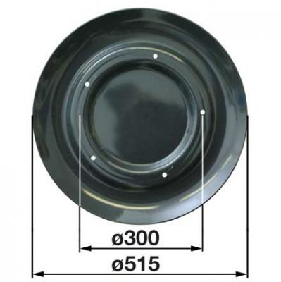 Gleitteller MC332K0 zu Deutz-Fahr Trommelmäher