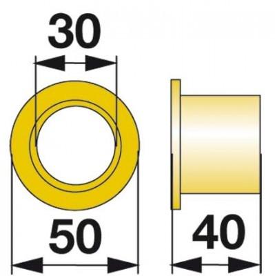 Büchse Metall 06567746 zu Deutz-Fahr