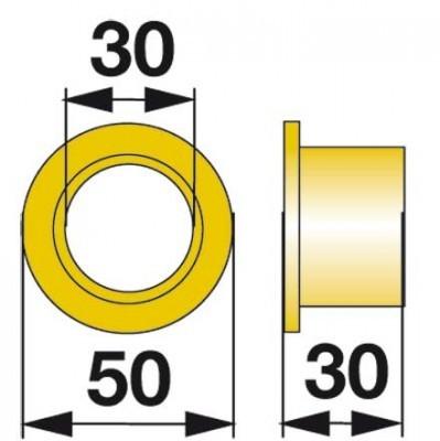 Büchse 06228389 zu Deutz-Fahr