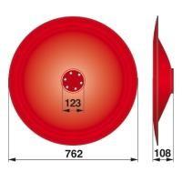 Gleitteller 1114750 zu Stoll - JF Trommelmäher