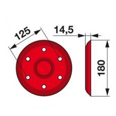 Stützteller 1140560 zu Stoll - JF Trommelmäher