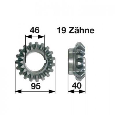 Kegelrad Z1100650 zu Deutz-Fahr