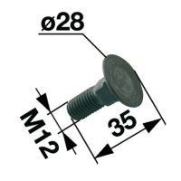 Senkkopfschraube 502076 zu Niemeyer