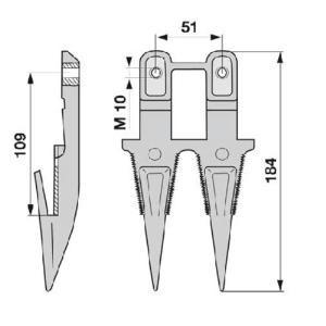 Aebi  Doppelfinger A 73 N