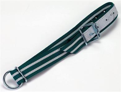 Halsband f.Kälber, 100x4 cm, mit Rollschnalle und Ovalglied