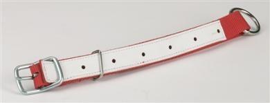 Halsriemen f.Schafe, Nyl. 60cm - rot -