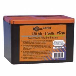 Alkaline 120 Ah