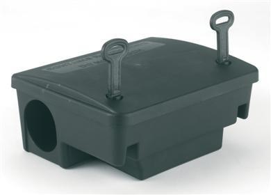 Köderstation BlocBox Beta 22,5x18,5x9,5cm, gegen Ratten