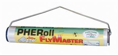 Stall-Fliegenrolle PHERoll mit Lockstoff, 9  mtr.