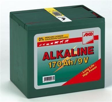 AKO-Batterie 75Ah Alkaline