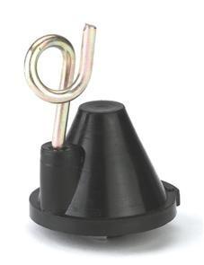 Ersatzisolator mit Öse für Ovalpfahl