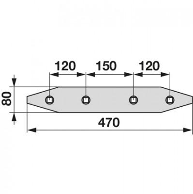 Anlage lang wendbar L 1582 zu Gassner