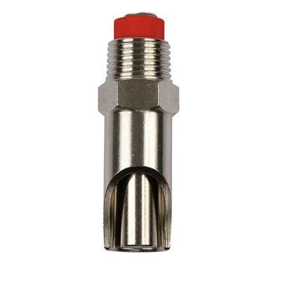 Beißnippel mit dickem Druckkegel Länge 61 mm