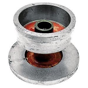 Bremstrommel mit Bremsscheibe 04313624 zu Deutz