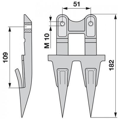 Aebi  Doppelfinger A83