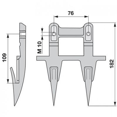 Aebi  Doppelfinger A81