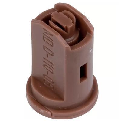 Düse Color-Tip ISO MD DUO 110-05 37218300 braun Hardi