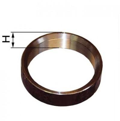 Einschweiß-Stahlring 3 Zoll