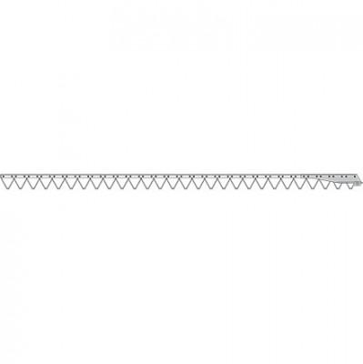 Mähmesser 205 cm Gaspardo 21120241 mit 28 Klingenspitzen