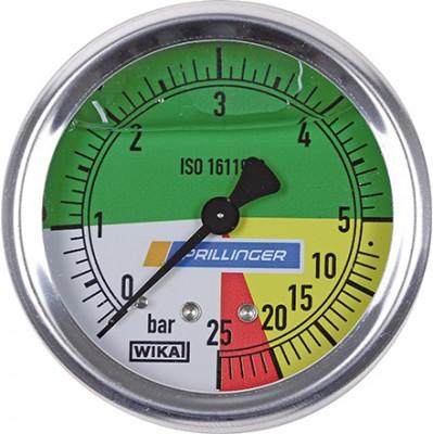 Manometer für Feldspritzen
