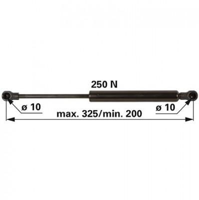 Gasdruckfeder H816.810.030.500 für Tür zu Fendt