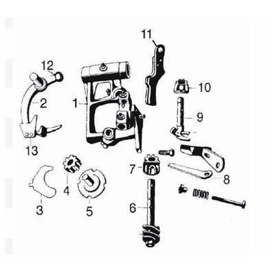 Knüpferfinger RS6015BV zu Bautz