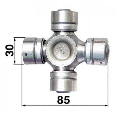 Kreuzgarnitur 04370135 zu Deutz Allradachse APL345 - APL350