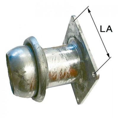 Kugel-Flanschkupplung 5 Zoll Italienisches System