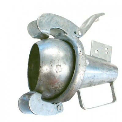 Kugel-Spritzdüse 4 Zoll Bauer System