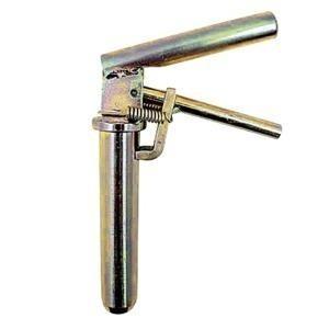 Kupplungsbolzen mit Federgriff 130 mm