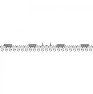 Aebi Mähmesser 117 cm 248.0710