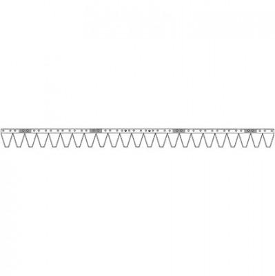 Aebi Mähmesser 118 cm 590.59 032