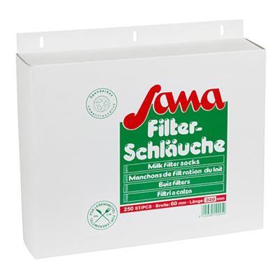 Milchfilterschlauch Sana 320 mm Lang