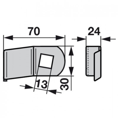 Mörtl Sicherungshaken V12332