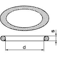 O-Ring ND6083 zu Deutz-Fahr Trommelmäher