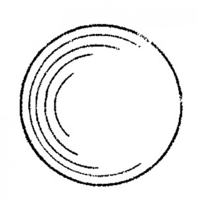 Plastikkugel Durchmesser 80 mm
