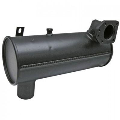 Schalldämpfer Auspuff für Massey Ferguson MF 365 375 390