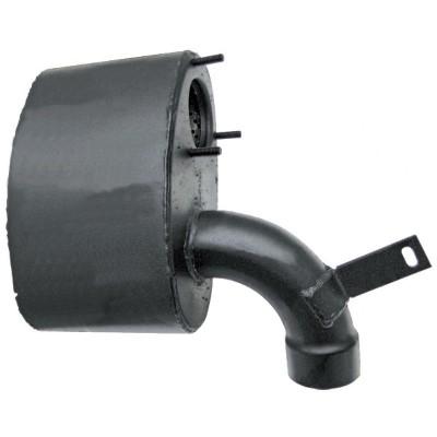 390T 398 Schalldämpfer Auspuff passend für Massey Ferguson MF 390
