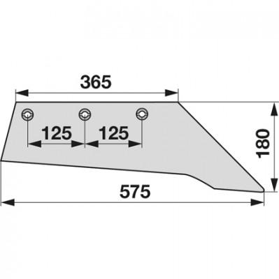 Schnabelschar rechts S 54554 zu Gassner