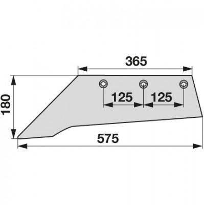 Schnabelschar links S 54555 zu Gassner