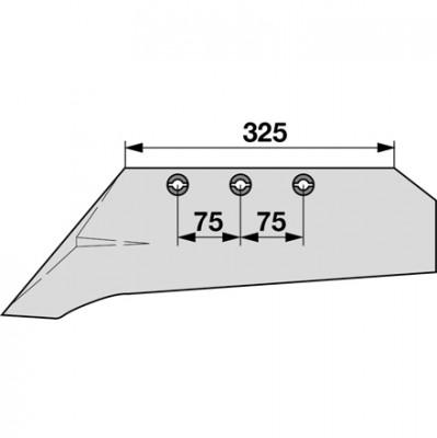 Schnabelschar links SS 1090 - 3 zu Gassner