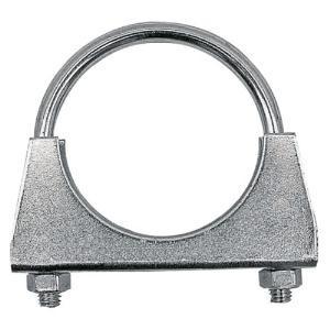 Spannring / Bügelklemme für Rohr mit 43 mm