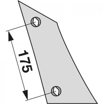 Streichblech-Vorderteil rechts VST 1060 zu Gassner