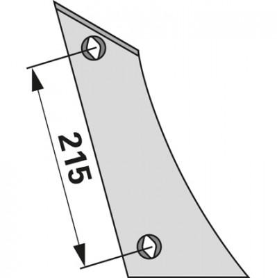 Streichblech-Vorderteil rechts VST 1080 zu Gassner