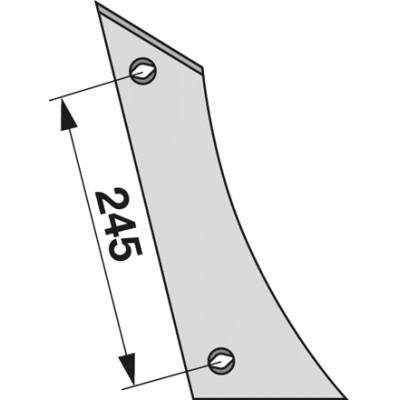 Streichblech-Vorderteil rechts VST 1120 zu Gassner